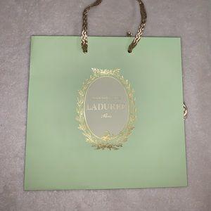 Handbags - Laduree shopping bag. 8x9 inches